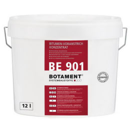 Botament BE 901 Plus Bitumen Dichtanstrich 5 Ltr. Eimer