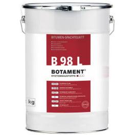 Botament B 98 L Bitumen-Spachtelkitt 5 kg Eimer