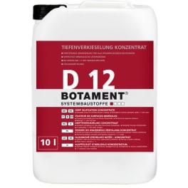 Botament D 12 Tiefenverkieselung Konzentrat 10 Liter