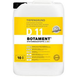 Botament D 11 Tiefengrund  10 Ltr.
