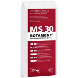 Botament MS 30 Sulfatbeständige Dichtschlämme grau 25 kg Sack