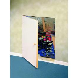 DOLLE Kniestocktüren mit Wärmedämmung  80 x 70 x 11,5 cm
