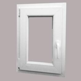 Kunststoff Dreh-/Kippfenster Profi einflüglig