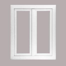 Kunststoff Dreh-/Kippfenster Profi zweiflüglig