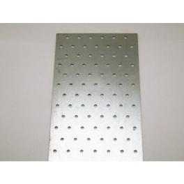 Lochplattenstreifen 140 x 1200 x 2,0 mm verzinkt