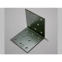 Lochplattenwinkel 60 x 60 x 60 x 2,0 mm verzinkt