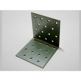 Lochplattenwinkel 80 x 80 x 80 x 2,0 mm verzinkt