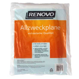 Renovo Allzweckplane 4 x 12,5 m