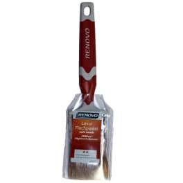 RENOVO FSC Lasur Flachpinsel 30 mm Fillpro