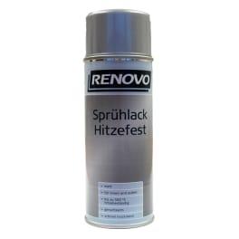 Renovo Sprühlack Hitzefest silber 400 ml