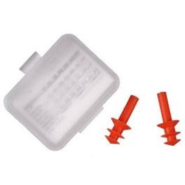 Stöpsel- Gehörschutz Silikon 1Paar in Box