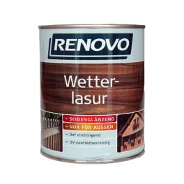 Renovo Wetterlasur farblos 5 Liter
