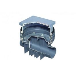 ACO Triplex-K Reinigungsrohr DN 150 mit Schacht