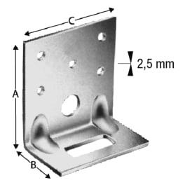 Simpson Winkelverbinder ADR 6035