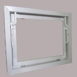 Aktionskellerfenster 1-flg Dickglas 5mm