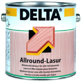 Dörken Delta Allround - Lasur eiche hell- 2,5 Liter