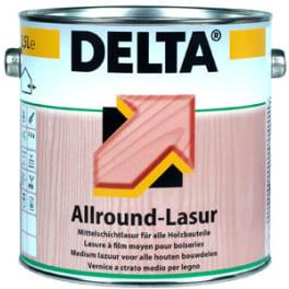 Dörken Delta Allround - Lasur walnuss - 2,5 Liter
