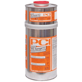 PCI Apogel E Injektionsharz (4 x 1 kg Kombi-Gebinde) transparent