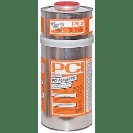 PCI Apogel PU Injektionsharz (4 x 1 kg Kombi-Gebinde) braun