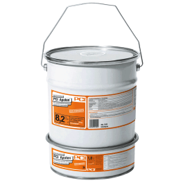 PCI Apoten Beschichtung 10-kg-Kombi-Gebinde ca. RAL 7030 steingrau