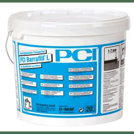 PCI Barrafill L Zementgebundener Feinspachtel 20 kg Eimer hellgrau