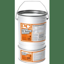 PCI Bauharz Epoxi-Bindemittel 10 kg Kombi-Gebinde transparent