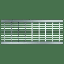 ACO Self Maschenrost 0,5m Stahl verzinkt, MW 30 x 10