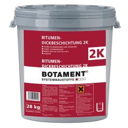 Botament Bitumen Dickbeschichtung 2K 28 kg