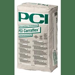 PCI Carraflex Verformungsfähiger Dünnbettmörtel 25 kg Sack weiss