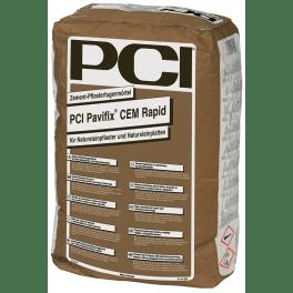 PCI Pavifix CEM Rapid Zement-Pflasterfugenmörtel 25 kg Sack grau