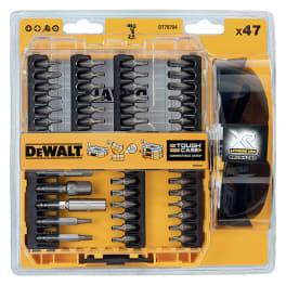DeWalt Schrauber Bit Set 47-tlg. - DT70704QZ