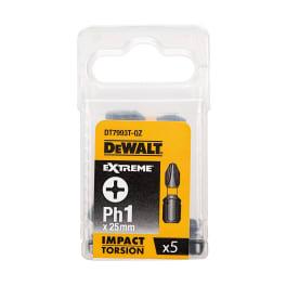 DeWalt TORSION Bit schlagf.Ph1 25 - DT7993TQZ