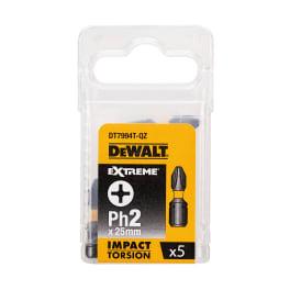 DeWalt TORSION Bit schlagf.Ph2 25 - DT7994TQZ