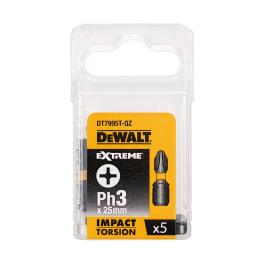 DeWalt TORSION Bit schlagf.Ph3 25 - DT7995TQZ