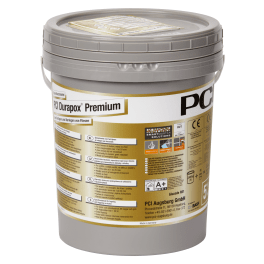 PCI Durapox Premium Epoxidharzmörtel 5-kg-Eimer Nr. 02 bahamabeige