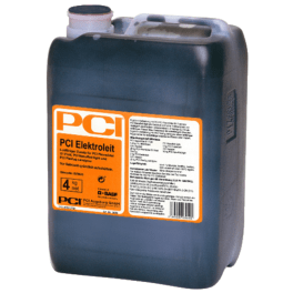 PCI Elektroleit Leitfähiger Zusatz 4 kg Kanister schwarz
