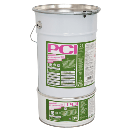 PCI Epoxigrund 390 Spezial-Grundierung 1 kg Kombi Gebinde transparent