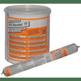 PCI Escutan TF Polyurethan-Dichtstoff 2,50 l Kombi-Gebinde grau