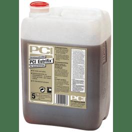 PCI Estrifix Estrichzusatzmittel 5 kg Kanister braun