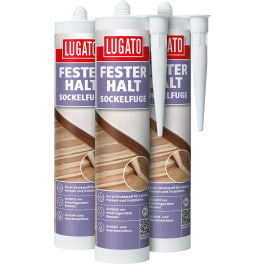 LUGATO FESTER HALT SOCKELFUGE NUSS (310 ml)