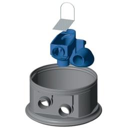 Rewatec Filterschacht FI-2