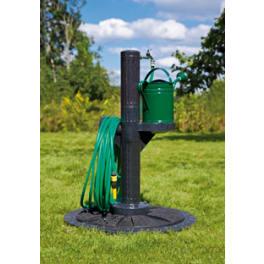 Rewatec Wasserzapfsäule Premium black granit ohne Befestigungsmaterial