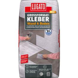 LUGATO GROSSFORMATKLEBER Wand & Boden  (1 x 20 kg)