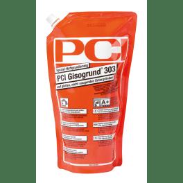 PCI Gisogrund 303 Dispersionsgrundierung 1 l Standbodenbeutel hellgelb lasierend