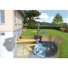 Rewatec 15000 L Gartenanlage Premium NEO, begehbar