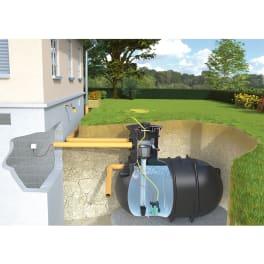 Rewatec Gartenanlage Eco Blueline II Typ 10000