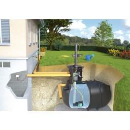 Rewatec Gartenanlage Premium Blueline II Typ 2600