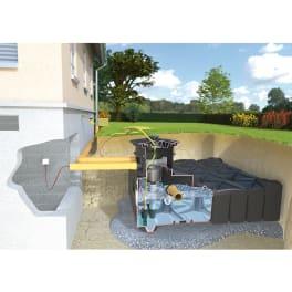 Rewatec Gartenanlage Eco F-LINE Typ 5000