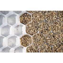 BERA Kiesstabilisierung Gravel Fix Smart weiß