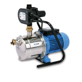 HOMA HCE 105 Selbstansaugende Hauswasserautomaten für die Wasserversorgung in Haus und Garten.